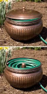 garden hose storage pot. Vibrant Idea Garden Hose Storage Pot Copper For The Home Pinterest D