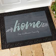 Image Rugs Cozy Personalization Mall Personalized Doormats Welcome Mats Personalization Mall