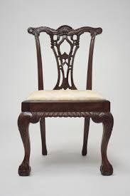 chippendale side chair. Chippendale Side Chair With Shell Back