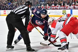 Carolina Hurricanes Depth Chart Game 5 Recap Blue Jackets Respond In Raleigh Down