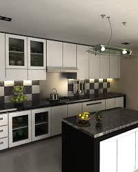 White Kitchen Set Furniture Interior Dapur Kitchen Set Minimalis Eksterior Interior