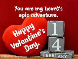 120 romantic valentine day messages