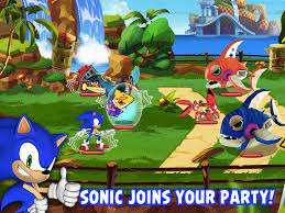 Sonic the Hedgehog arrives on Piggly Island in Angry Birds Epic - Android  Community