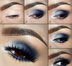 blue eye makeup is well liked but it s not simple as the first step choosing the blue tone may challenge you