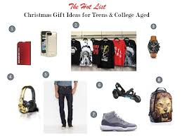 2014 Splendidly Hot Christmas Wish List for Young Men  College Aged and  Teens