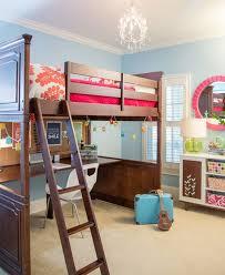 elite classics wood bunk beds with desk