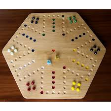 Wooden Aggravation Board Game Hard Maple Wood Aggravation Board Game 38