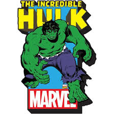 Hulk Logo Magnet - ND-95134 by Medieval Collectibles