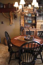 Primitive Kitchen Decorating
