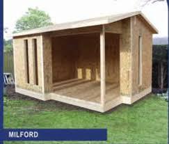 diy garden office. Self-Build-Garden-Office Diy Garden Office