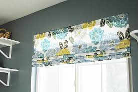faux roman shade. DIY ROMAN SHADES FROM BLINDS (video) Faux Roman Shade