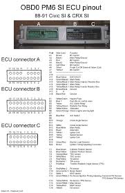 obd0 pin out for wiring diagram gooddy org obd0 to obd1 ecu pinout at Obd0 To Obd1 Conversion Harness Wiring Diagram
