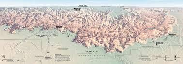 maps  grand canyon national park (us national park service)