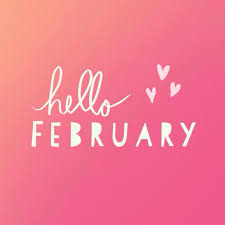 Pin by Positively Present on Instagram @positivelypresent | Hello february  quotes, February quotes, February wallpaper