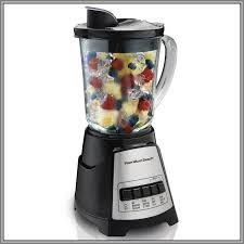 blenders with glass pitchers