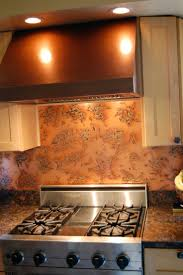 Copper Backsplash Kitchen 17 Best Images About Copper Backsplash On Pinterest Copper