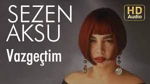 Sezen Aksu - Vazgeçtim (Official Audio) - YouTube