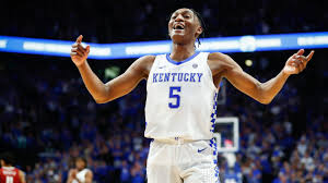 Immanuel Quickley shoots Kentucky to ...