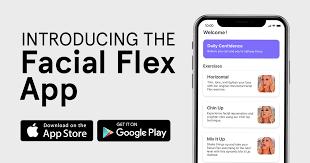 Facial Flex Progress Chart Facial Flex App Facial Flex