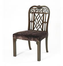 Chippendale Furniture Chippendale Chairs Set Of Six 6 And Two 2 Country Chippendale