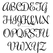 uppercase letter stencils stencil letters free printable stencil letters, fonts, numbers on 3 7 8 inch printable template