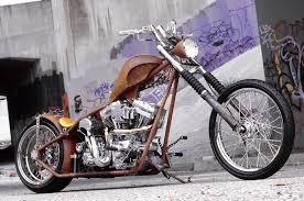 chango blanco cfl built by west coast choppers wcc of u s a