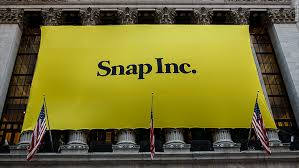 Snapchat Stock Quote Delectable Snap Inc Stock Falls And Another Exec Departs Snapchat