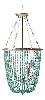 Vintage \u0026 Used Turquoise Pendant Lighting | Chairish