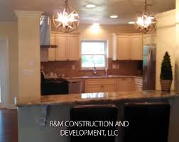Gourmet Kitchen Design Awesome Kitchen Remodel R M Construction And Development LLC
