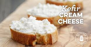 kefir. kefir cream cheese e