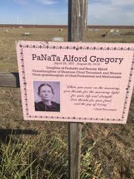 """Panata """"Netty"""" Alford Gregory (1837-1912) - Find A Grave Memorial"""