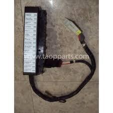 komatsu fuse box for wa470 5 taop parts komatsu fuse box for wa470 5