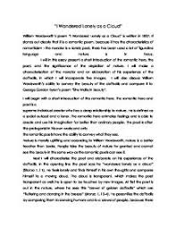 analysis essay introductory paragraph