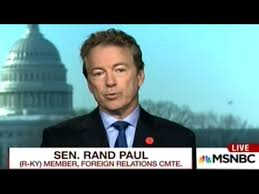 Image result for McCain speaks ill about Rand Paul