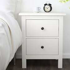 ikea black furniture. HEMNES Chest Of 2 Drawers In White Ikea Black Furniture N