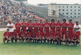 Rosa (di nuovo) da ricostruire, poche le certezze: Salernitana Sport 1988 1989 Wikipedia