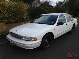 CHEVROLET CAPRICE CLASSIC COP POLICE CAR V8 LHD 9C1 impala crown ...