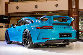 2017 Porsche 911 GT3 Launched, Priced From RM1.7 Million - Auto ...
