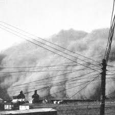 Black Sunday Dust Storm — frogstorm