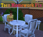 sims 4 help with homework