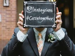you've got to try the black tux's new wedding hashtag generator Wedding Hashtags Punny chalkboard sign for instagram wedding hashtag wedding hashtag funny