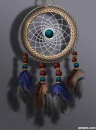 Make Native American Dream Catchers Jannat's Favourite Photoshop Tutorials Make a Colorful Native 16