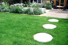 round garden stones circular stepping for designs outdoor lo