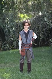 costumes star wars the last jedi rey costume