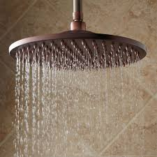 simple hand for rainfall shower head oil rubbed bronze bisset rmostatic shower system dual shower heads