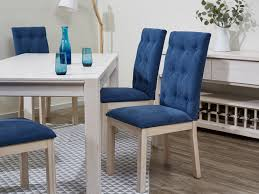 light blue dining chairs. Fantastic Hardwood Dining Chairs With Upholstered Seats 50 Off Regarding Blue Fabric Design 0 Light M