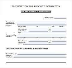 Product Evaluation Template Product Launch Plan Format New