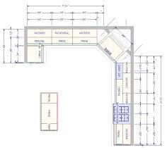 Kitchen Design Plans Designing A Kitchen Floor Plan Kitchen Design Ideas