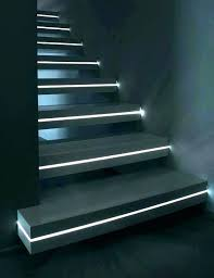 Under stairs lighting Railing Outdoor 3321mallardhillinfo Outdoor Led Step Lights Under Stair Lighting Deck Stair Lights Why