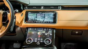 2018 land rover sport interior. contemporary 2018 2018 range rover velar photo 6  and land rover sport interior